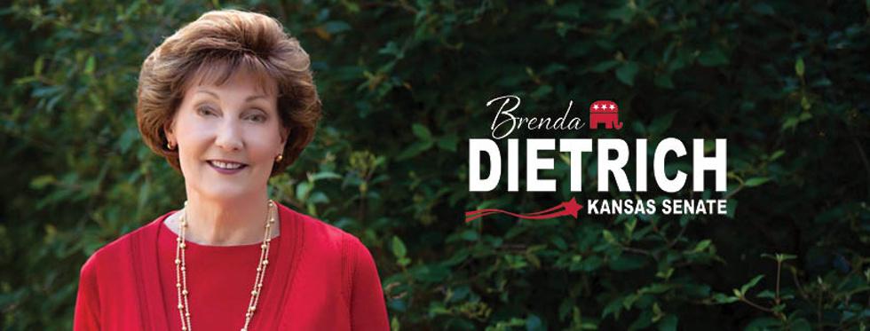 Brenda Dietrich for Senate - Kansas Senate District 20