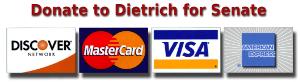 Donate to Dietrich for Senate Campaign